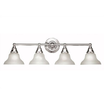 World Imports Bath Collection Bathroom Sconce in Chrome
