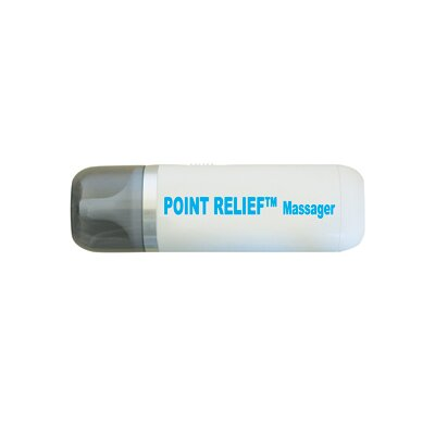 Point-Relief Point-Relief Mini-Massager with Accessories
