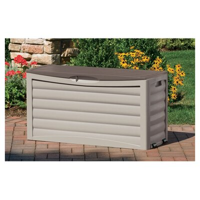 Suncast Resin Outdoor Storage Box