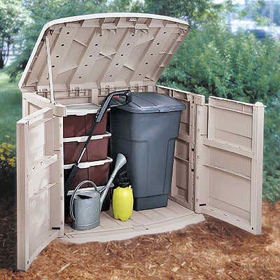Suncast Resin Tool Shed