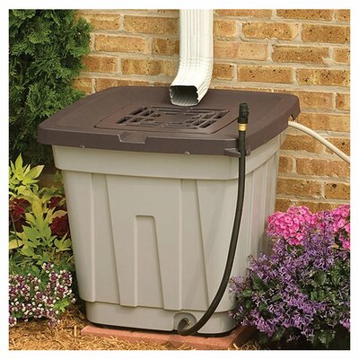 <strong>Suncast</strong> 50 Gallon Rain Barrel
