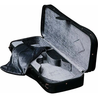 "Fender Hardshell ""F"" Style Mandolin Case in Black"