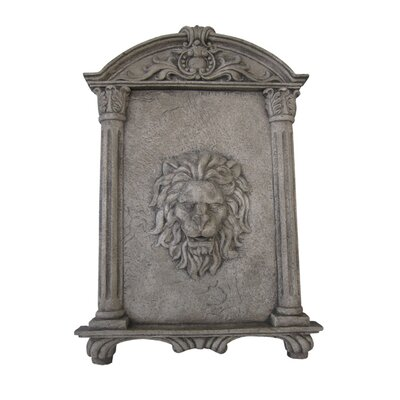 Outdoor Wall Decor Th on fleur de lis home furniture