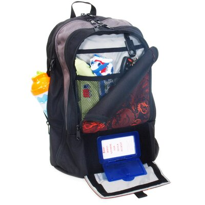 DadGear Professional Backpack Diaper Bag
