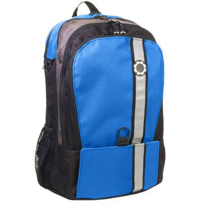 DadGear Retro Stripe Backpack Diaper Bag