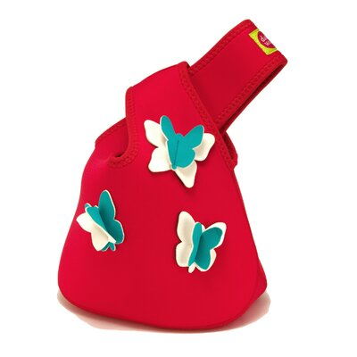 Dabbawalla Bags Butterfly Lunch Purse
