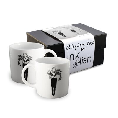 Ink Dish May 2 Mugs Gift Set