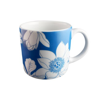 Ink Dish Tattoo Lotus 10 oz. Mug