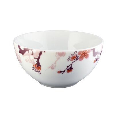 InkDish Cherry Ink Cereal Bowl