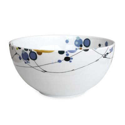 "Ink Dish Kites 10"" Serving Bowl"