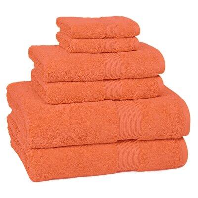Kassatex Fine Linens 6 Piece Towel Set