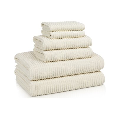 Kassatex Fine Linens Urbane 6 Piece Towel Set