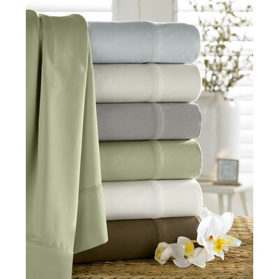 Kassatex Fine Linens Bamboo 300 Thread Count Sheet Set