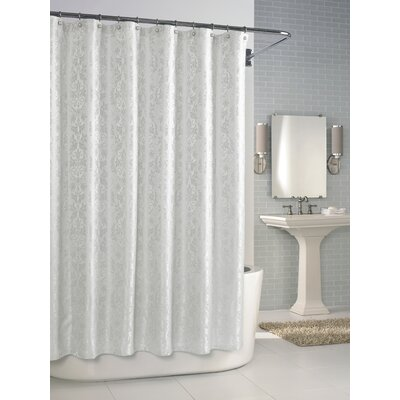 Kassatex Fine Linens Parisian Polyester Shower Curtain