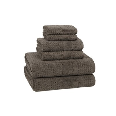 Kassatex Fine Linens Hammam 6 Piece Towel Set