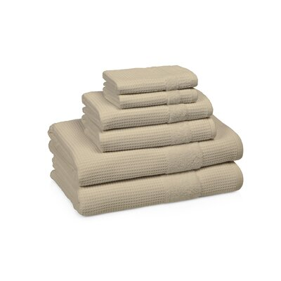 Kassatex Hotel 6 Piece Towel Set