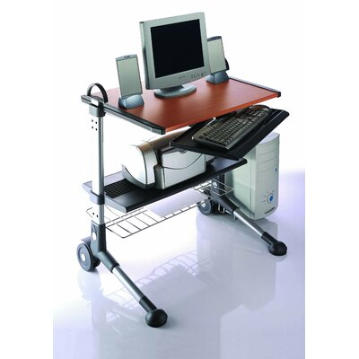 New Spec Inc A-Quip Computer Table