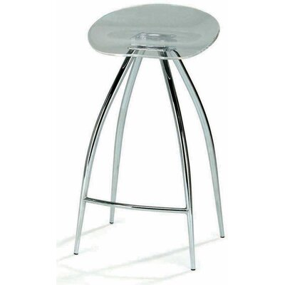 New Spec Inc Barstool 112 in Clear