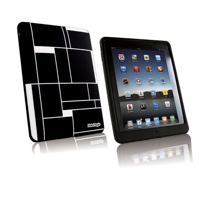 New Spec Inc Holomagic iPad Silicon Case in Black