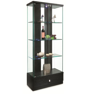 New Spec Inc Curio Cabinet