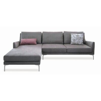 Chicago Left Fabric Sectional
