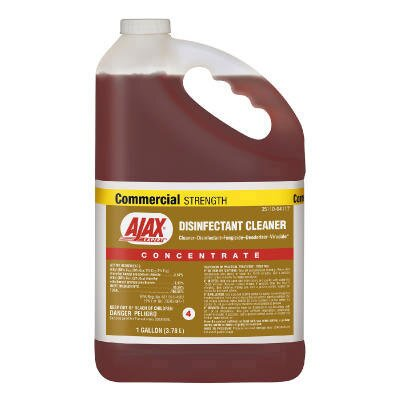 Ajax Expert Disinfectant Cleaner Bottle
