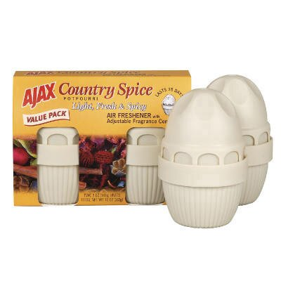 Ajax Country Spice Potpourri Air Freshener