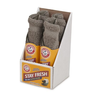 Arm & Hammer® Cat Litter Mat