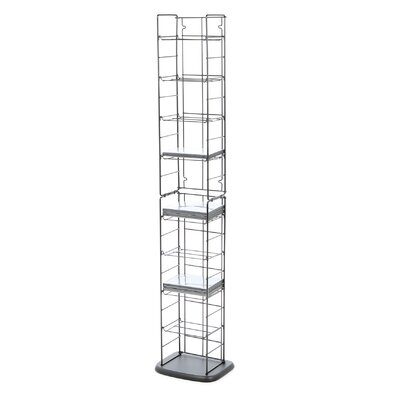 Media Folding Multimedia Wire Rack