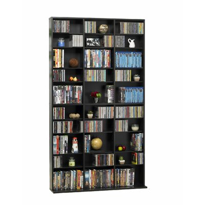 Atlantic 1080 CD / 504 DVD / 576 Blu-ray  Multimedia Storage Rack