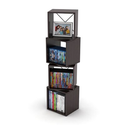 "Atlantic 46.9"" Bookcase"