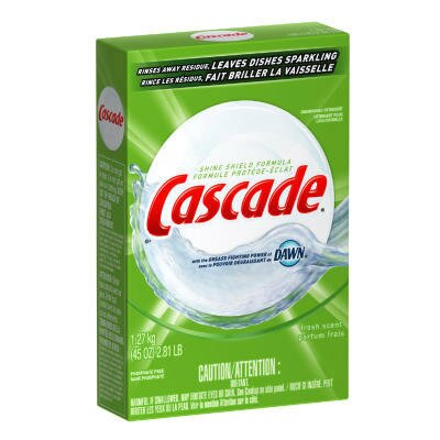 Cascade® Automatic Dishwasher Powder
