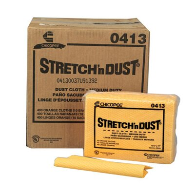 "Chix 12.6"" Stretch 'n Dust Cloth in Yellow"
