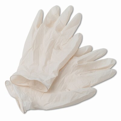 Conform XT Premium Latex Disposable Gloves, Powder-Free, X-Large, 100 per Box