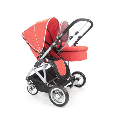 Stroll-Air My Duo Stroller Bassinet
