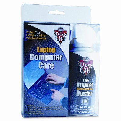 Dust-Off® Laptop Computer Care Kit