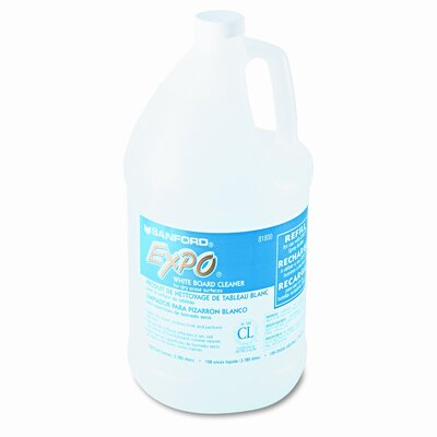 EXPO® Dry Erase Surface Cleaner, 1gal Bottle