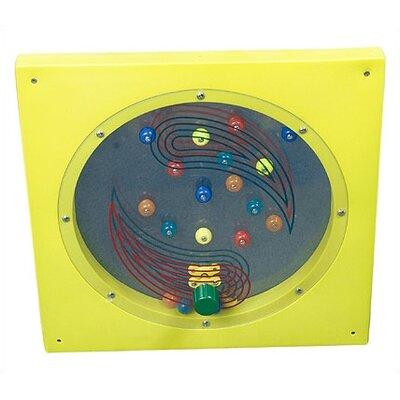 Anatex Flipper Wall Panel Toy