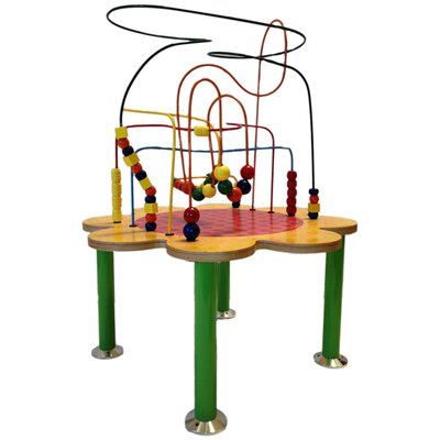 Anatex Sunflower Rollercoaster Table