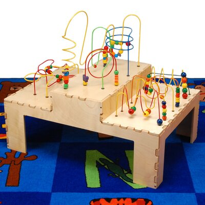 Anatex Step Up Roller Coaster Table