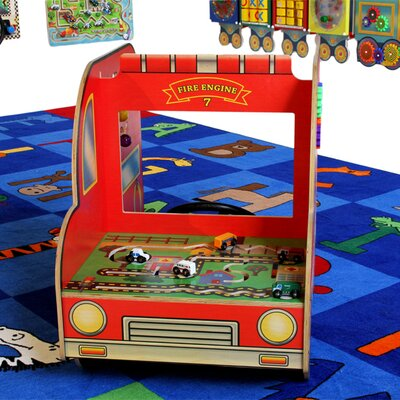 Anatex Fire Engine Activity Center Game