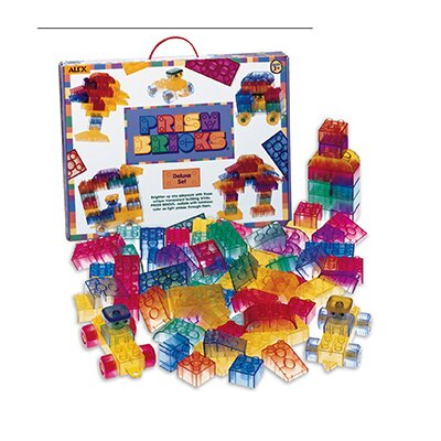 ALEX Toys Prism Brick Deluxe Set 84 Pcs 2