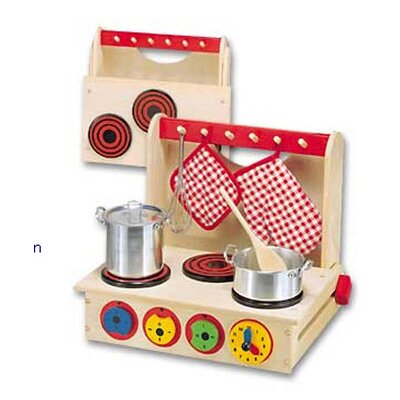 ALEX Toys Wooden Cook Top Ages 3 Up