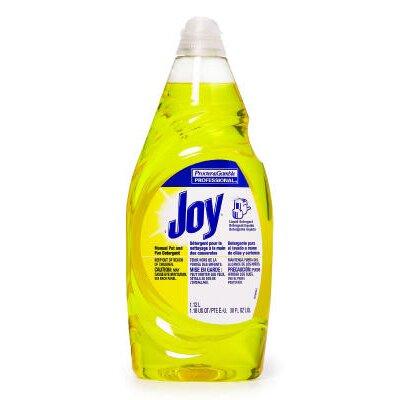 Joy Lemon Scent Dishwashing Liquid Bottle