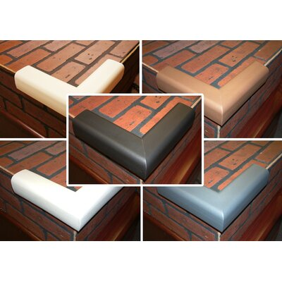 "Cardinal Gates Hearth Pad 4"" Coil in Brown"