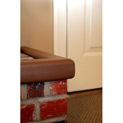 "Cardinal Gates Hearth Pad 4"" Coil in Taupe"