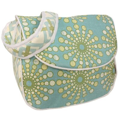 Messenger Diaper Bag