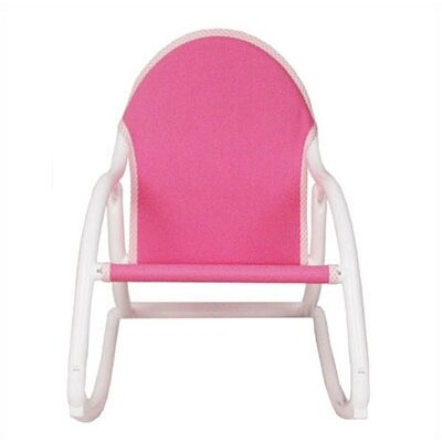 Hoohobbers Kid's Canvas Rocking Chair