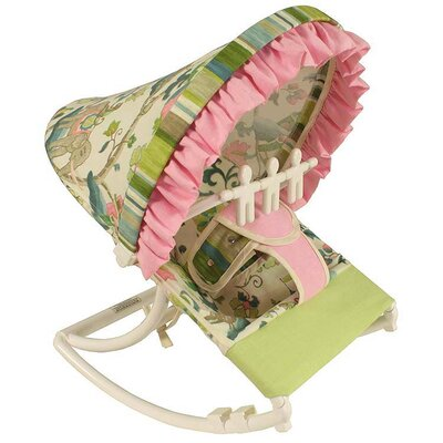 Hoohobbers Cirque Pink Rocking Infant Seat