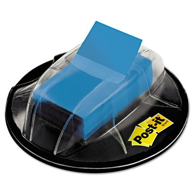 Post-it® Flags with Desk Grip Dispenser (Pack of 200)